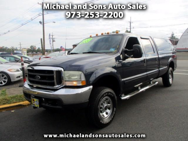 2003 Ford F-250 SD FX4