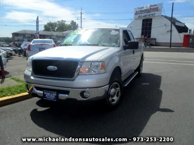 2007 Ford F-150 XLT SuperCab Long Box