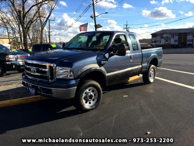 2005 Ford F-250 SD XLT SuperCab Long Bed