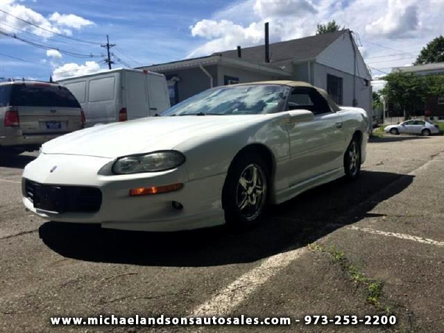 1998 Chevrolet Camaro Convertible