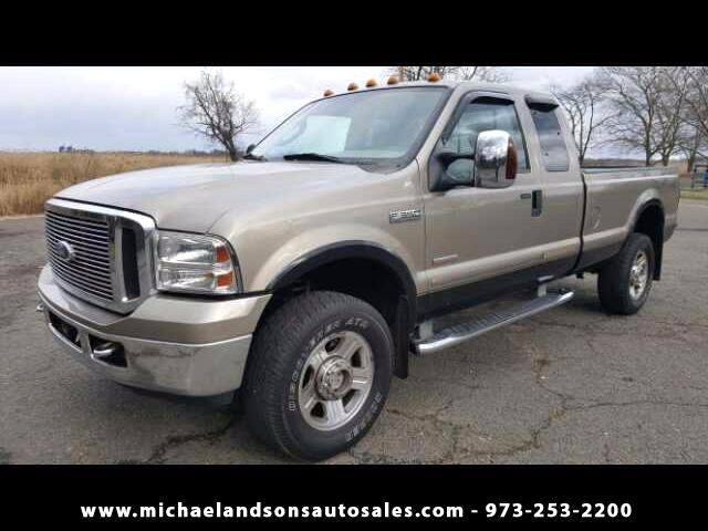 2006 Ford F-350 SD XLT Lariat SuperCab Long Bed