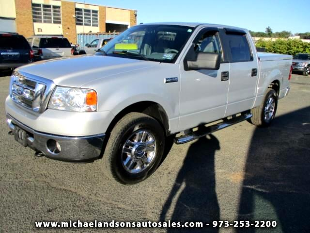 2008 Ford F-150 XL SuperCrew Short Bed
