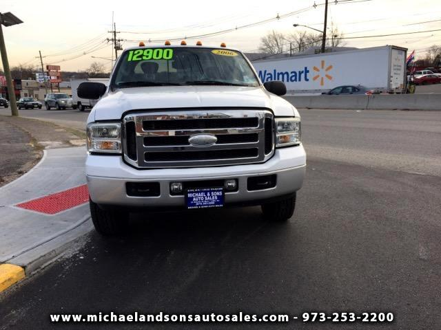 2006 Ford F-250 SD XLT SuperCab Long Bed