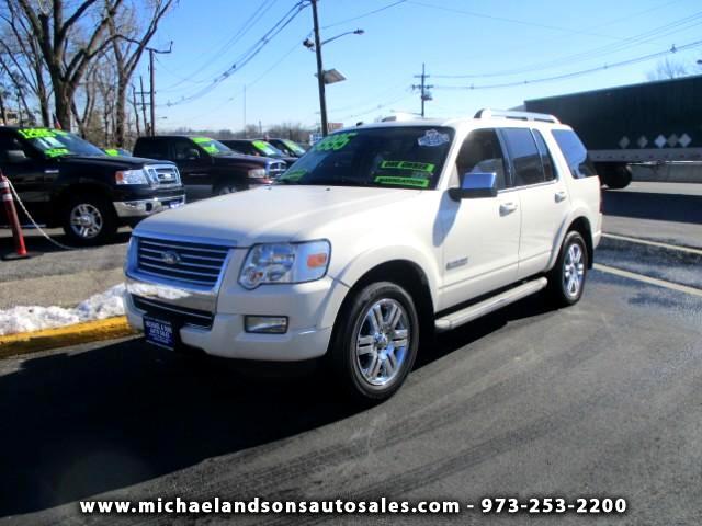 2008 Ford Explorer Limited 4.0L