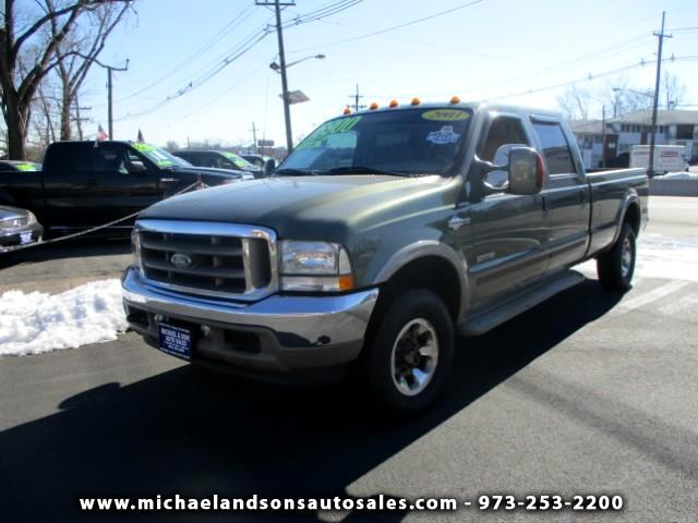 2003 Ford F-250 SD King Ranch Crew Cab Long Bed 4WD