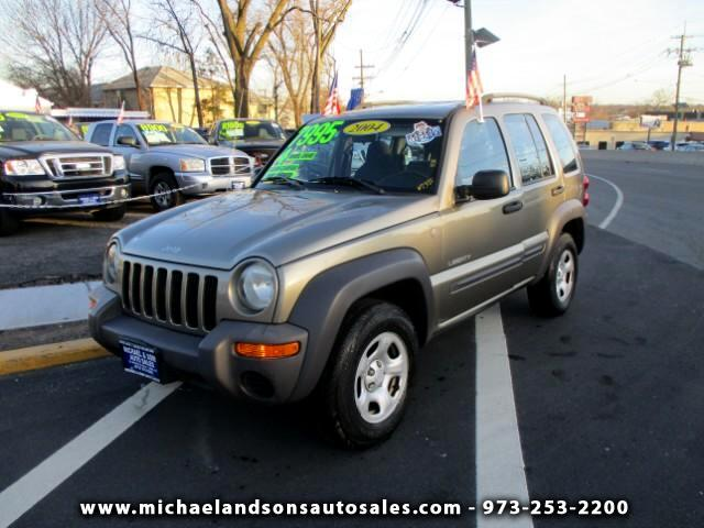 2004 Jeep Liberty Rocky Mountain Edition