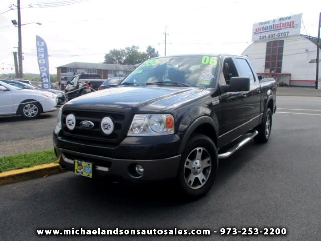 2006 Ford F-150 FX4 SuperCrew 6.5-ft. Bed 4WD