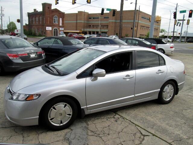 2008 Honda Civic Hybrid CVT AT-PZEV