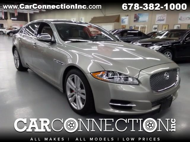 2012 Jaguar XJL Executive V8 Supercharged