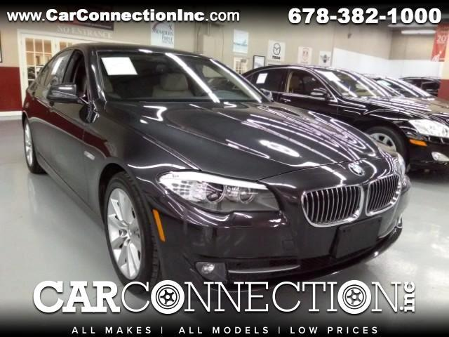 2011 BMW 5-Series 528I SPORT