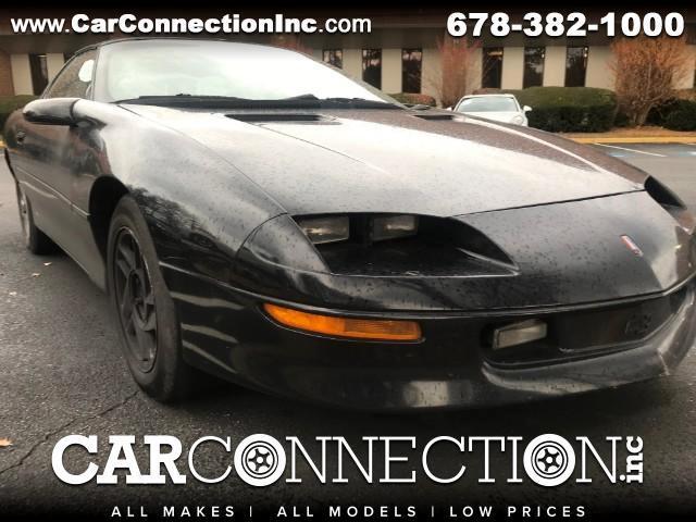 1996 Chevrolet Camaro 1LS Coupe