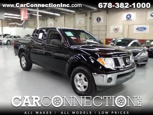 2005 Nissan Frontier Crew Cab 2WD