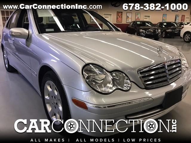 2006 Mercedes-Benz C-Class C350 Luxury Sedan