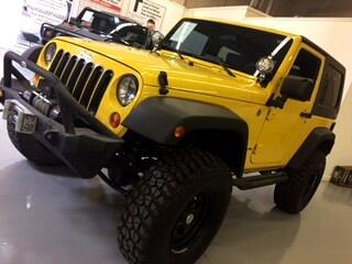 2008 Jeep Wrangler Hard Top