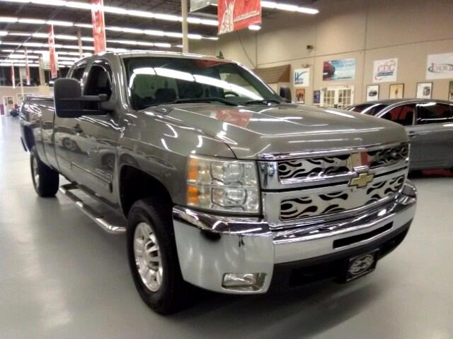 2008 Chevrolet Silverado 2500HD LTZ Ext. Cab Long Box 4WD