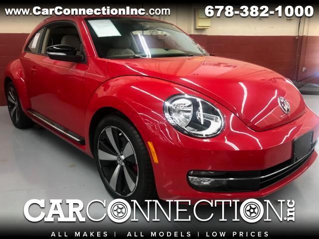 2013 Volkswagen Beetle R LINE