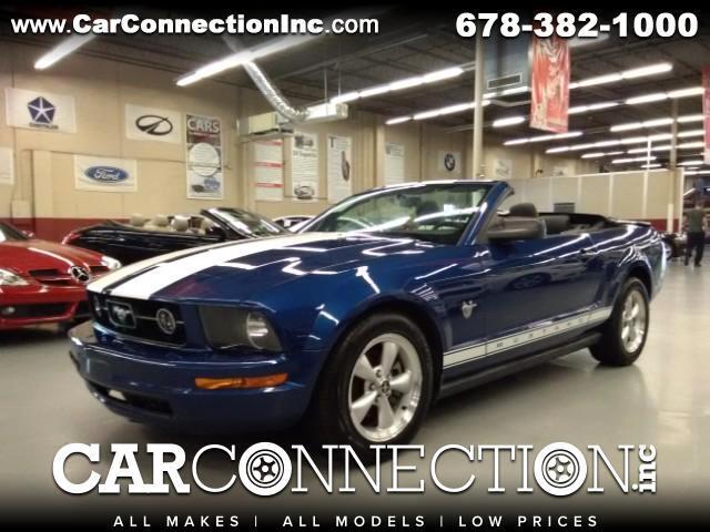 2009 Ford Mustang Premium Convertible