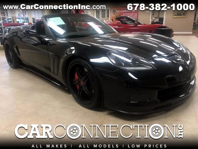2011 Chevrolet Corvette Grand Sport w/3LT Convertbile