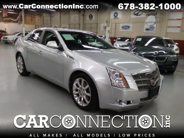 2009 Cadillac CTS 3.6L Premium AWD w/Navi