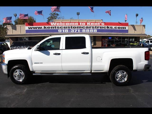 2015 Chevrolet Silverado 2500HD LT Crew Cab Short Bed 4WD