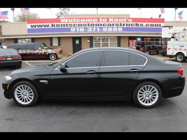 2011 BMW 5-Series 535i xDrive