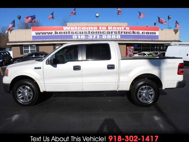 2008 Ford F-150 Lariat 4WD SuperCrew 5.5' Box