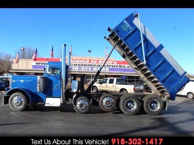 1995 Peterbilt 379 Standard Cab Dump Truck