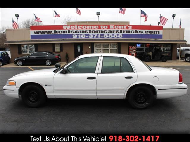 2000 Ford Crown Victoria S Sedan CNG Fuel Only