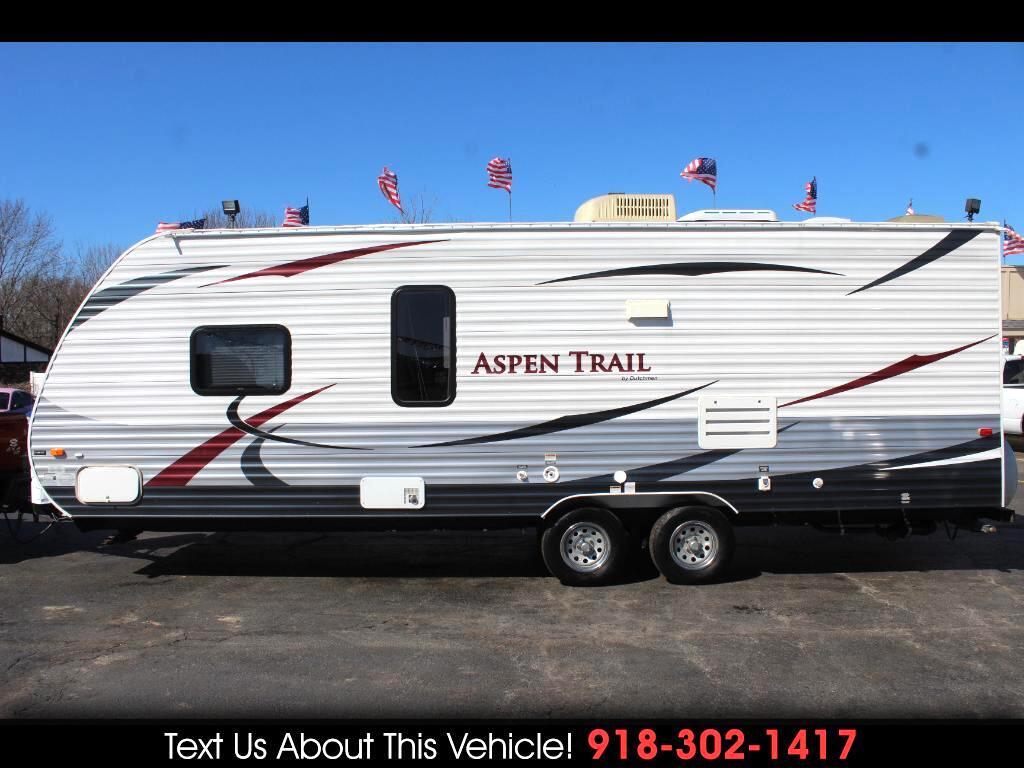 2013 Dutchmen Aspen Trail 2710BH