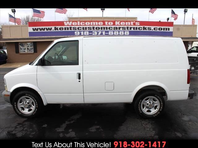 2004 Chevrolet Astro Cargo AWD 3dr Extended Cargo Mini-Van