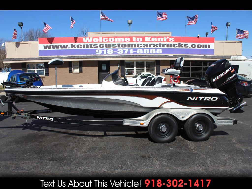 2008 Nitro 901 CDX Bass Boat