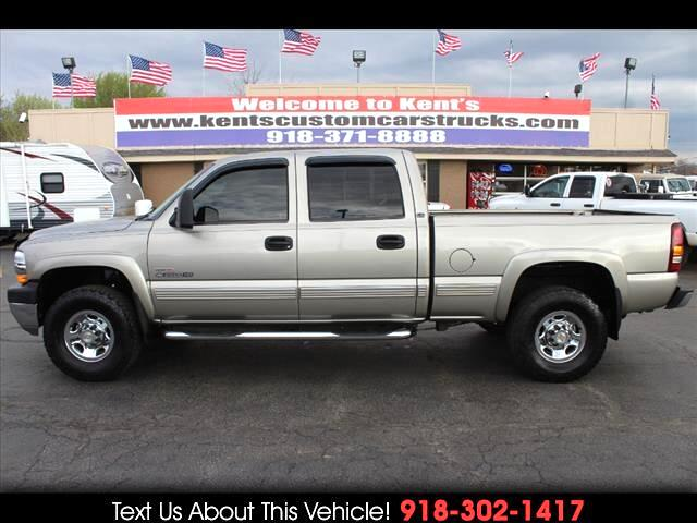 2001 Chevrolet Silverado 2500HD LS Crew Cab Short Bed 2WD