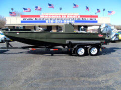 2014 Redneck Airboats Bowfishing Boat