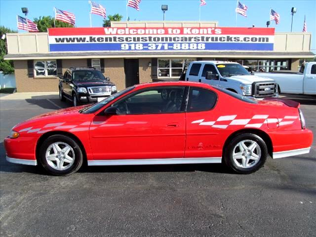 2000 Chevrolet Monte Carlo SS Limited Edition Pace Car