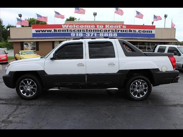2004 Chevrolet Avalanche 1500 Z71 Crew Cab 4WD