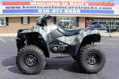 2013 Suzuki Kingquad