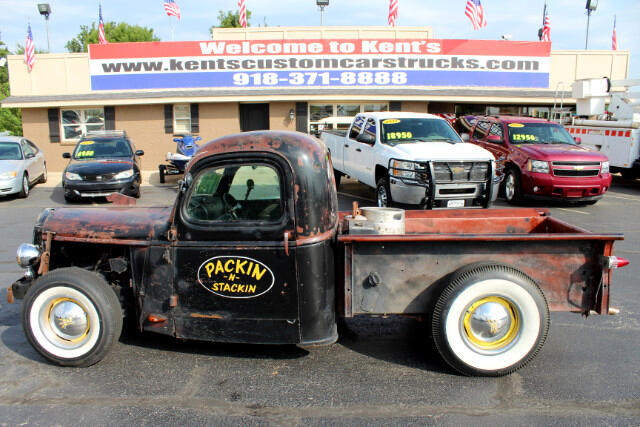 1946 Chevrolet 3100 Rat Rod