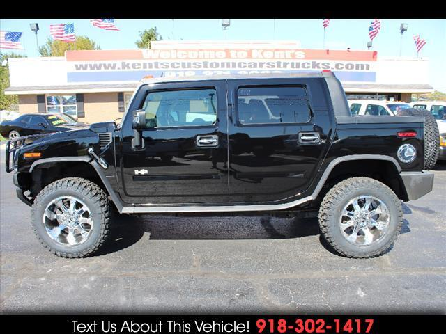 2007 HUMMER H2 SUT Crew Cab 4WD