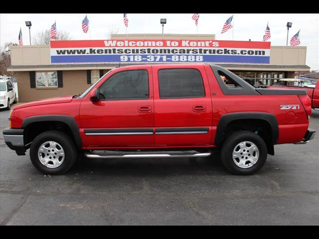 2005 Chevrolet Avalanche 1500 LT Z71 Crew Cab 4WD