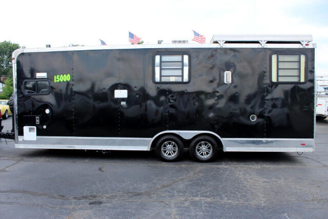 2008 Cargo Mate E Series Toy Hauler