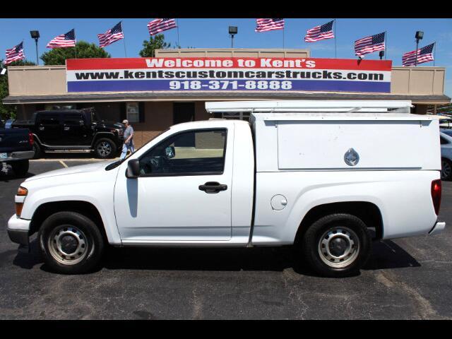 2010 Chevrolet Colorado Work Truck Regular Cab 2WD
