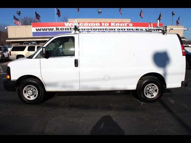 2008 Chevrolet Express 2500 Cargo Van