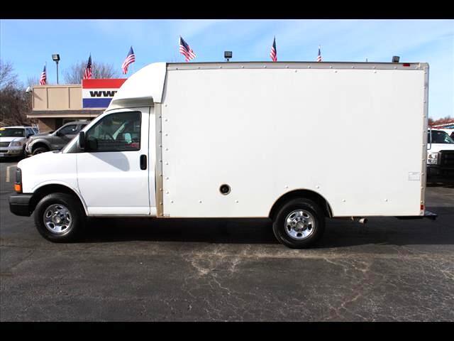 2006 Chevrolet Express G3500 Box Van