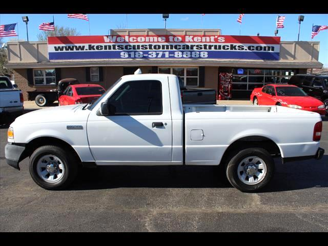 2007 Ford Ranger XL Reg. Cab Short Bed 2WD