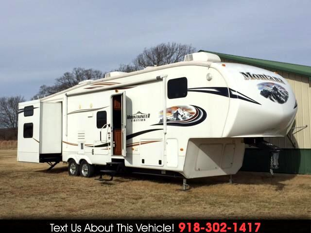 2012 Keystone RV Montana Mountaineer 345DBQ
