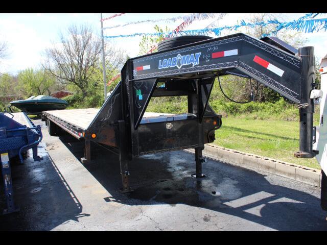2014 Load Trail Trailer Load Max 40' Heavy Duty Gooseneck Trailer