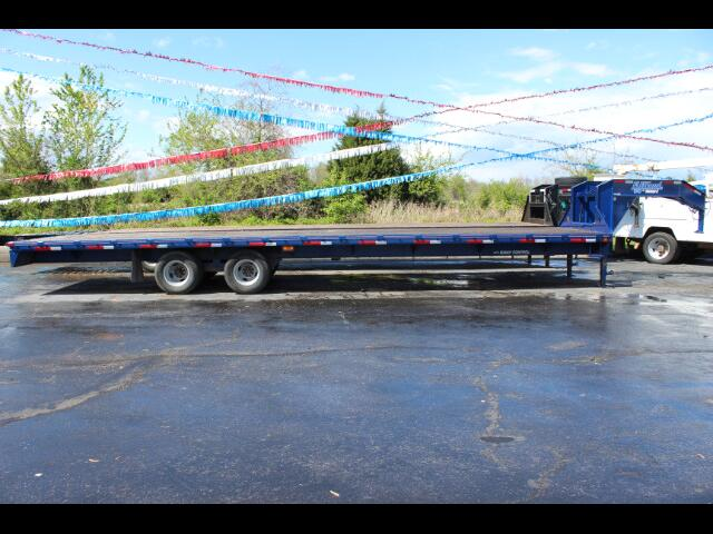 2015 Diamond C Equipment Trailer FLEETneck FMAX212 Gooseneck Trailer