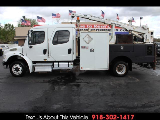 2010 Freightliner M2 106 Crew Cab Crane Body