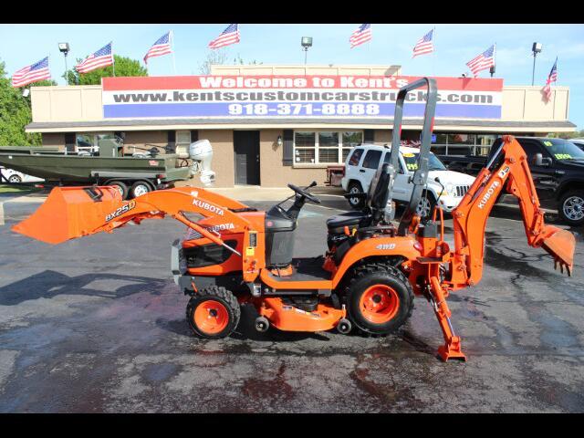 2013 Kubota Tractor BX25D