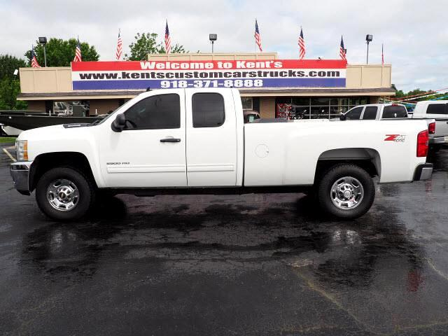 2011 Chevrolet Silverado 2500HD LT Ext. Cab Long Bed 4WD